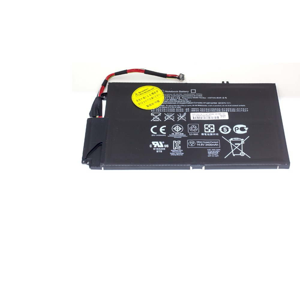50wh Replacement Lithium Ion Battery For Hp Px03xl Battery ...