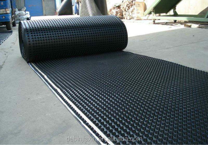 Polypropylene Drainage Cell : Garden membrane hdpe plastic drainage cell buy