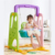 home garden plastic safety small playing Swing Playground Equipment playing Swing set