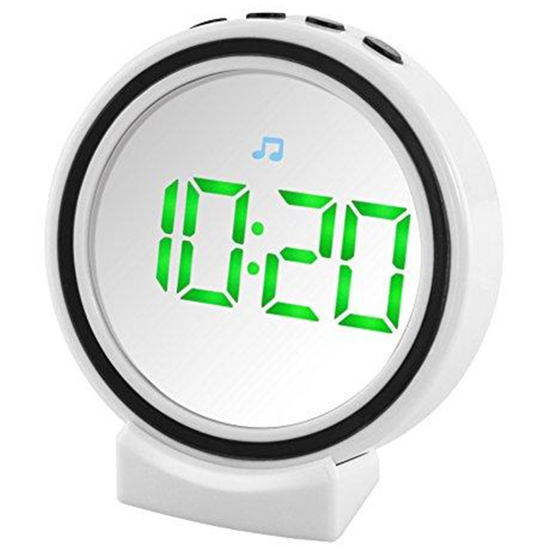 2019 New best Portable Mobile phone use good sound bluetooth speakers with alarm clock - idealSpeaker.net