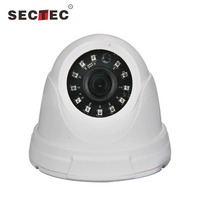 Sectec 1 megapixel top 10 cctv camera factory china hd 720p security camera system dome ir ahd camera FCC,CE,ROHS Certification