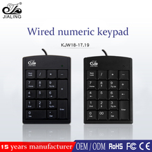 pocket universal wired numeric usb keypad for computer