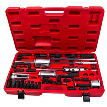 Auto Repair Tool 40 pcs Diesel Injector 추출기 슬라이드 Hammer Kit
