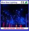 stage backdrop curtain led star effect stage lighting LED curtain