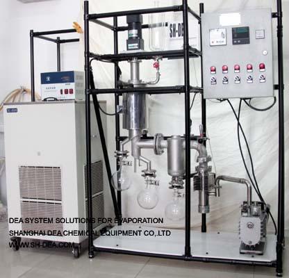 Pilot Scale Short Path Distillation Dea Dzl 20 Buy Short
