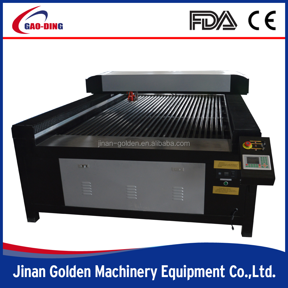 Acrylic/ Wood/ PVC/ Foam Board Laser Cutting Machine