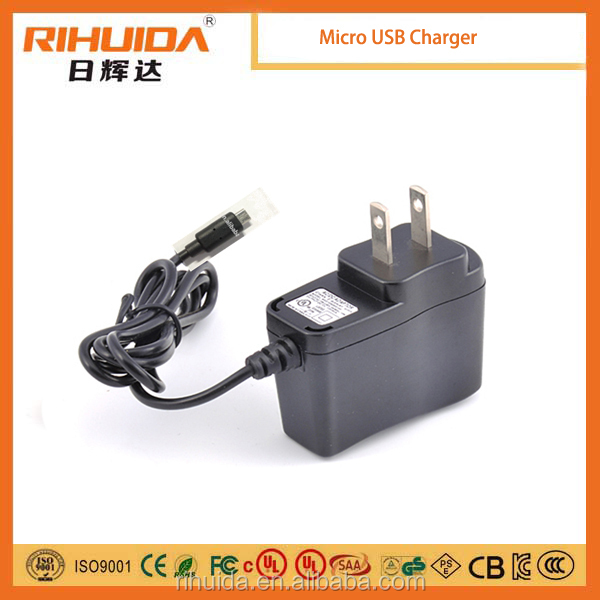 Eingang 100 ~ 240V 6V AC-Adapter