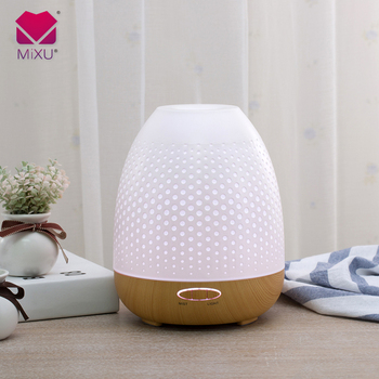 2019 New Home Products Electric Aroma Diffuser Wireless Wood Humidifier Air Oil Diffuser
