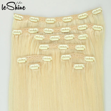 2012 Hot Sale, Wholesale Price, Easy Clips Hair Extensions