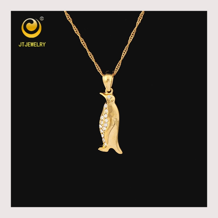 2017 High quality cheap custom 18k solid gold jewelry