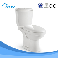 Ceramic promotion product cheap washdown toilet