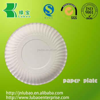 2017 Disposable Gold Colour paper plate  sc 1 st  Alibaba : divided paper plates - pezcame.com