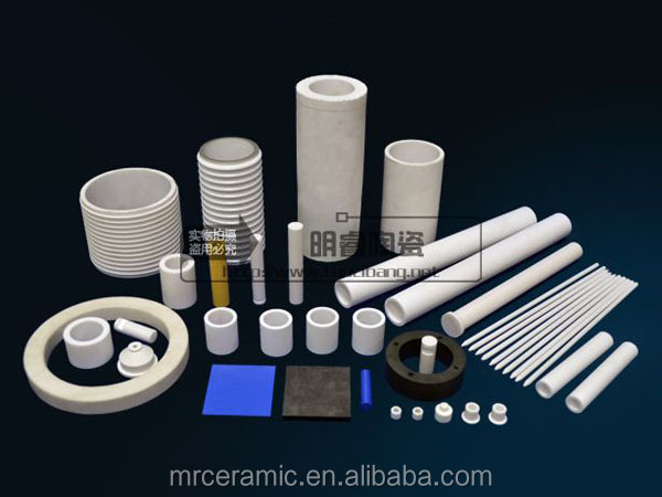 high temperature heat resistant high alumina zirconia sleeve