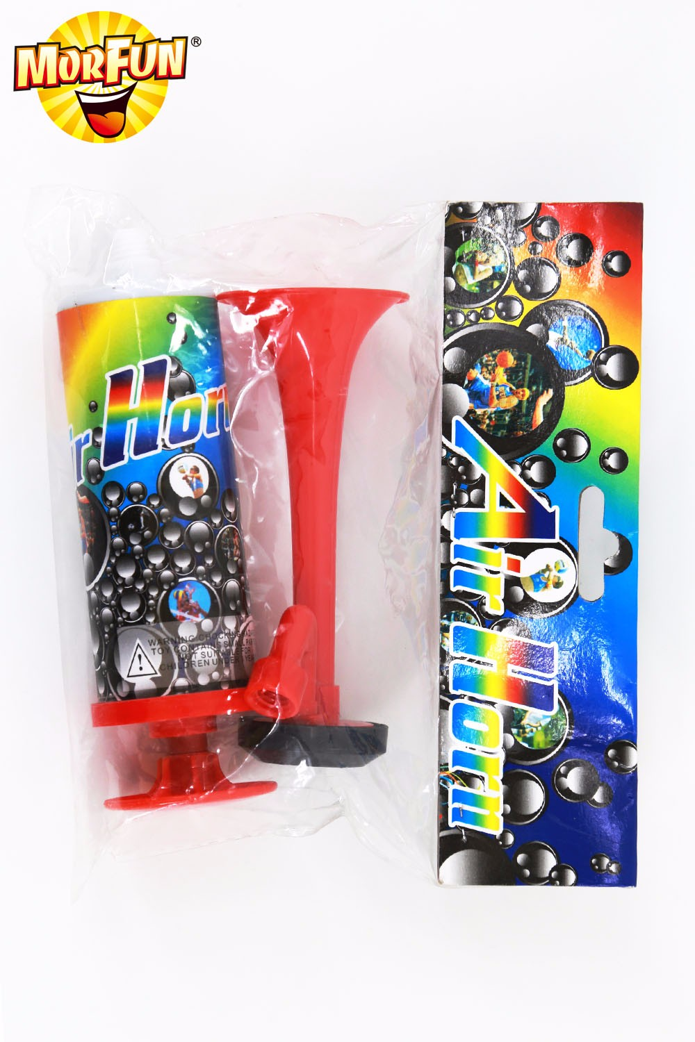 Small Hand Pump Air Horn Blaster for Sport Events
