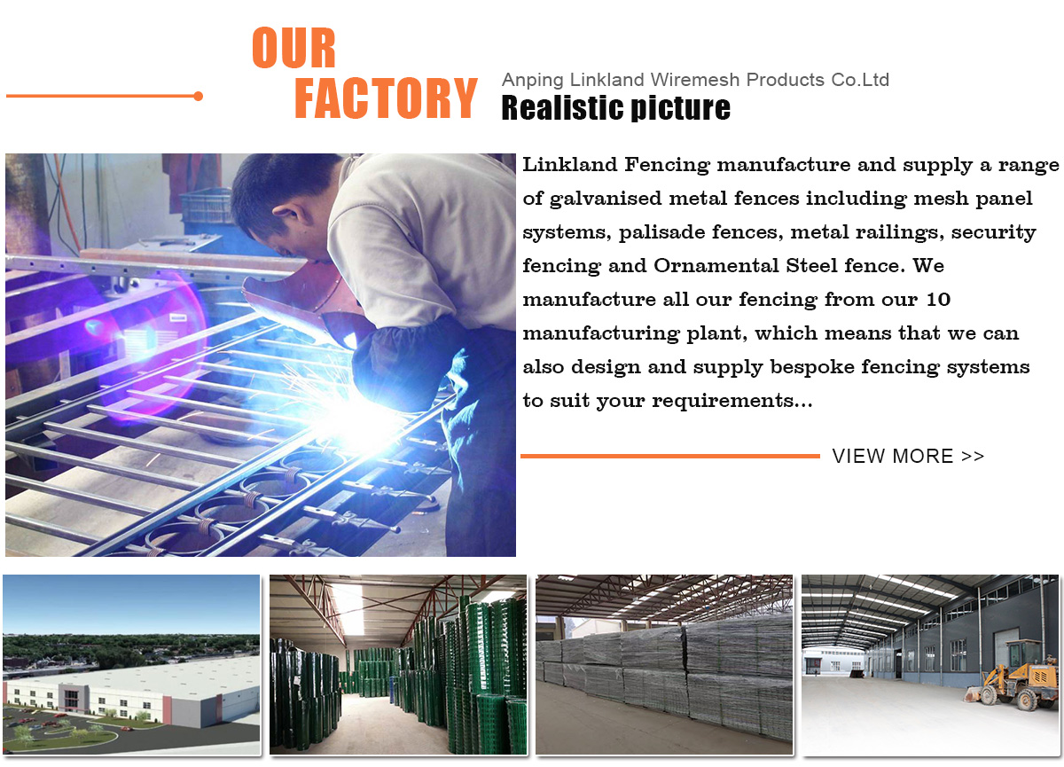 Anping Linkland Wiremesh Products Co., Ltd. - welded wire mesh ...