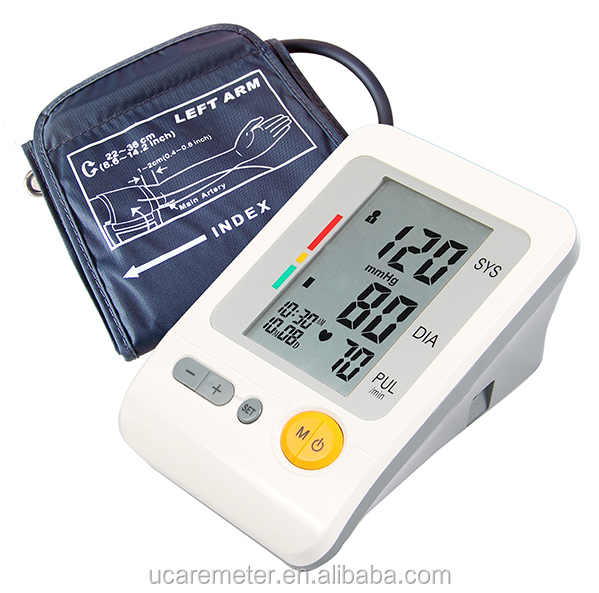 how to buy a blood pressure monitor