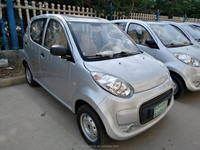 china professional 4 door electric solar car for sale