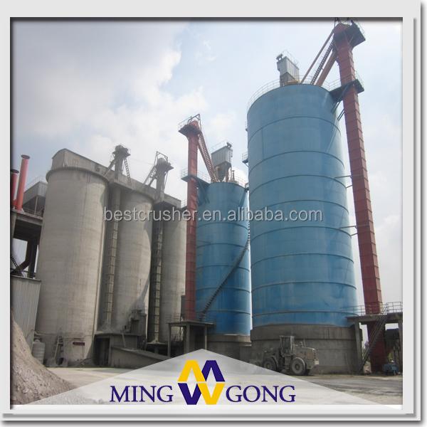 Mini Cement Mill : Mini cement plant block making equipment