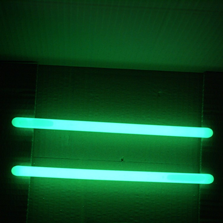Industrial 12 Hour Illumination Emergency Safety Chemical Light Glow Sticks Be Ready