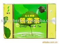 Ginkgo Herbal Tea for Reduceing High Blood Pressure Herbal tea