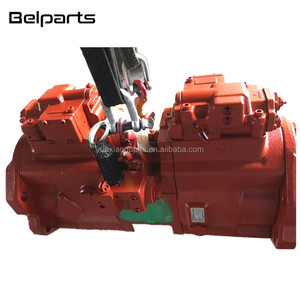 HD1430 Excavator spare parts hydraulic main pump K3V180DT-1H2R-9N15 K3V180 hydraulic pump for HD1430
