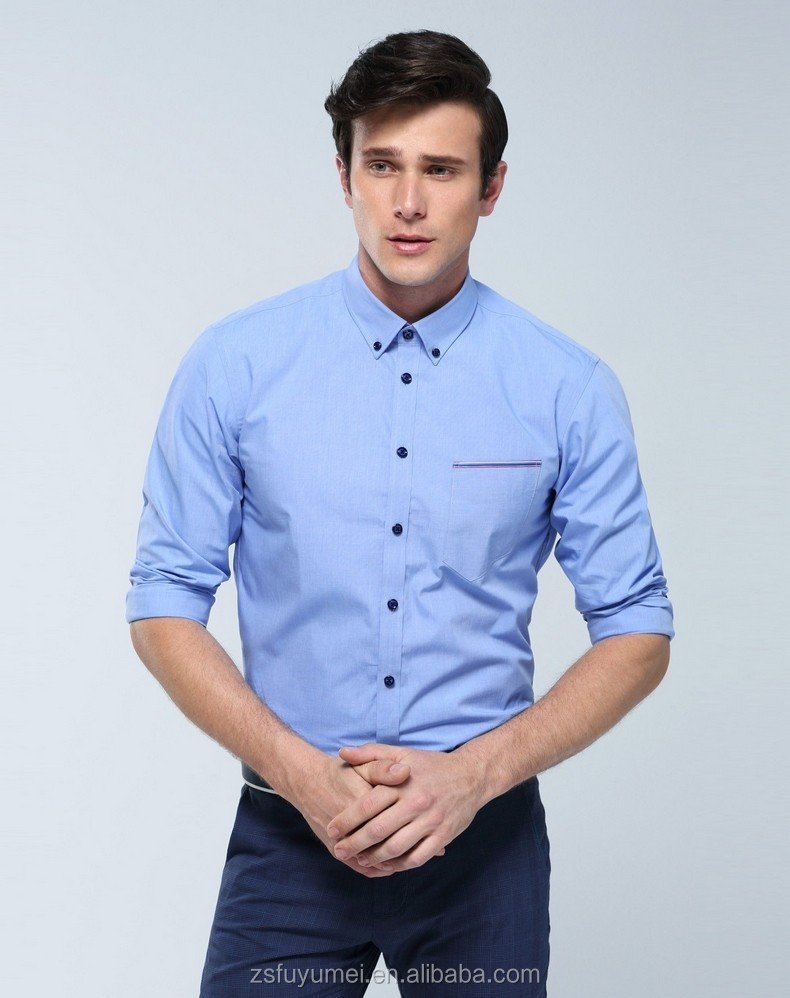 Latest Designs Shirts For Men/wholesale Clothing Mens Shirts ...