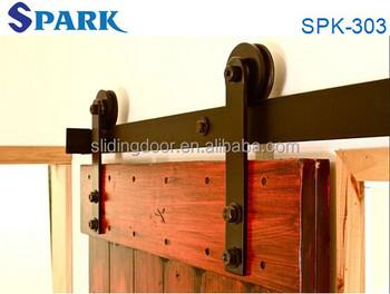 Hangzhou Spark Hardware 220kgs Capacity Sliding Wood Door