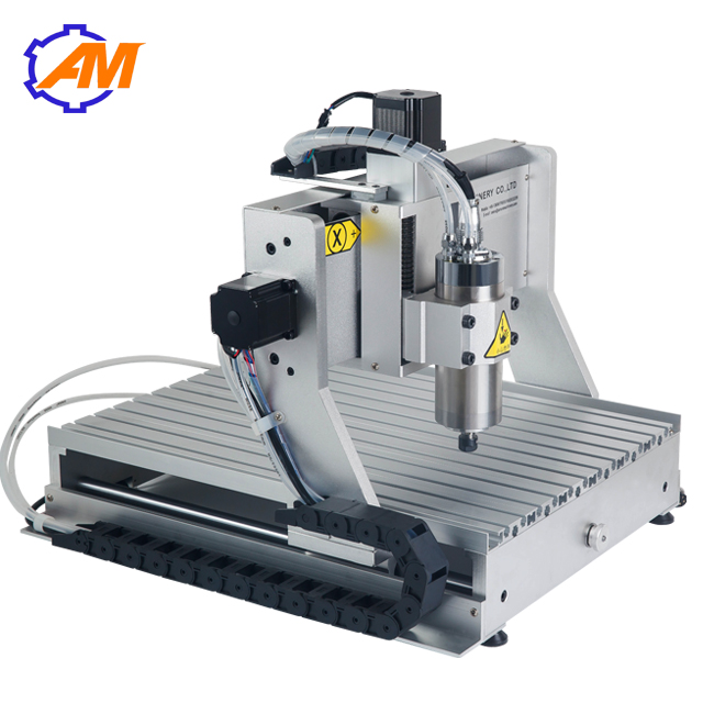 Mini draagbare carving machine 3d CNC pcb router 800 W 3040 met goede prijs