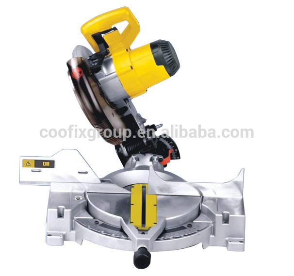 Coofix CF92552 cutting metal with a miter saw metal cutting miter saw 1800w power miter saw