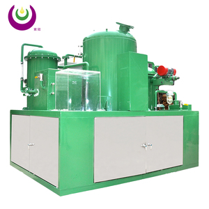 Fason easy and simple to handle stainless steel waste oil purify machine