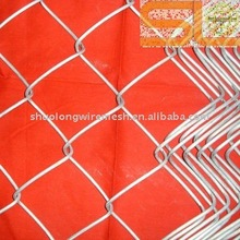 Manufacturer exporting Chain link fencing/diamond wire mesh fence