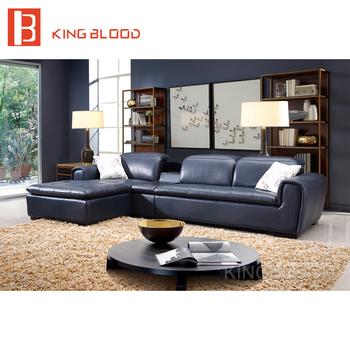 Violino Used Genuine Leather Corner Sofa Set Designs