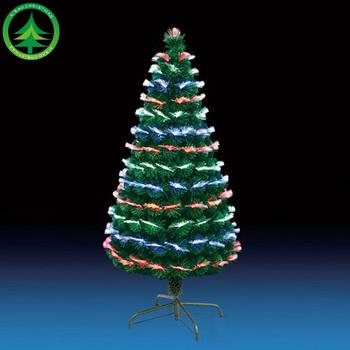 xibao brand 5ft150cm 4 kinds of color lights fiber optic 7 mini led - Mini Fiber Optic Christmas Tree