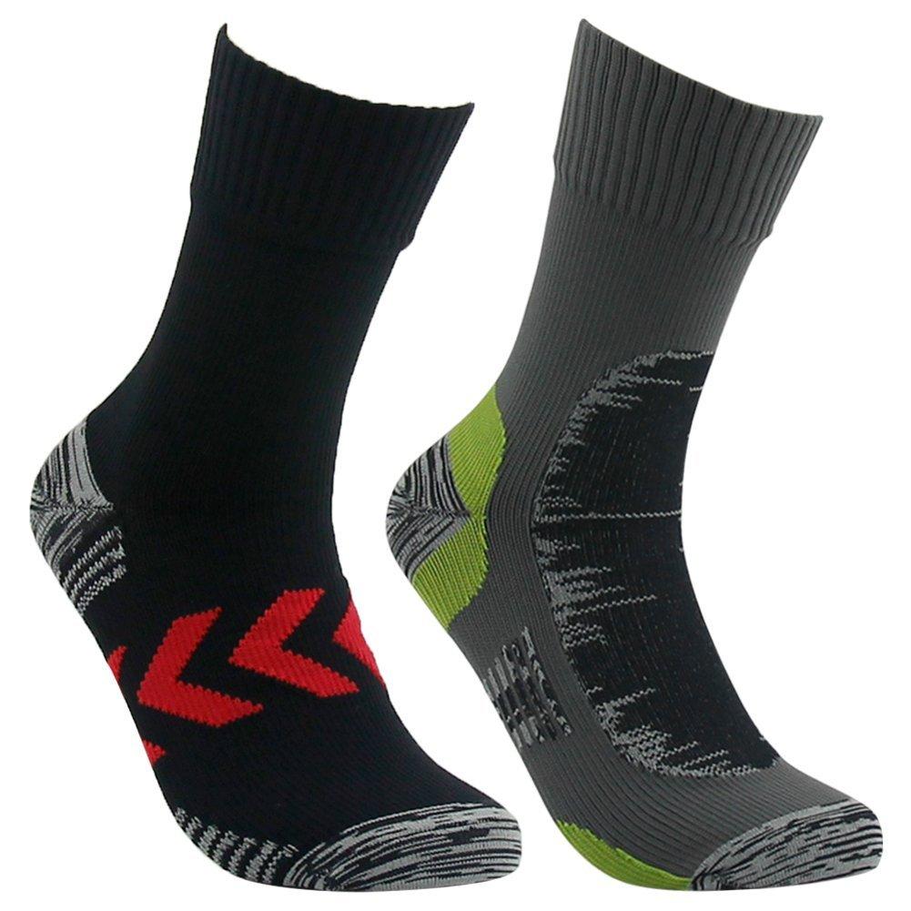 [SGS Certified]RANDY SUN Unisex Highly Breathable Waterproof Socks 2 Pairs