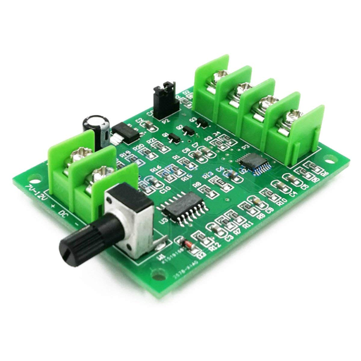 Cheap Brushless Dc Motor Driver Find Wiring Circuit Motorcontrol Controlcircuit Get Quotations Sodial 5v 12v Board Controller For Hard Drive 3 4
