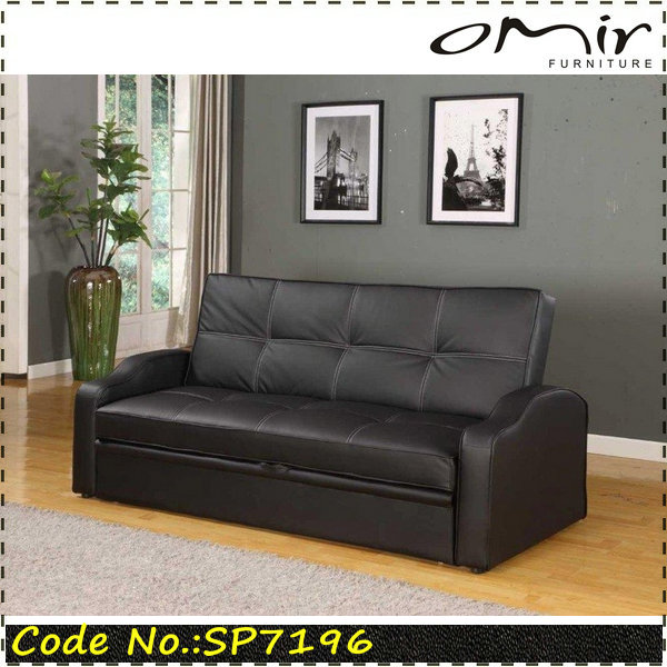 Black Leather Sofa Bed Teak Wood Modern Bed Designs Sp7196 Buy Teak Wood Modern Bed Designs Modern Design Sofa Cum Bed Sofa Come Bed Design Product