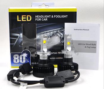 Yike Pabrik Lampade Lampadine H1 Led Hid Cnlight Xenon Xeno 5000 K