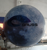 8m inflatable giant moon balloon/moon ball for event
