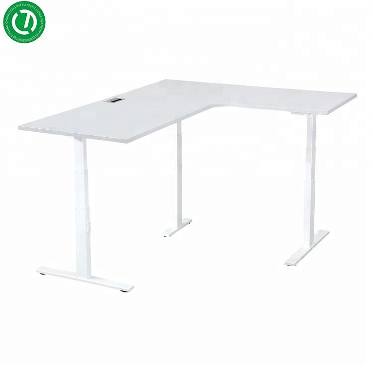 Office furniture China with L shape workstation table