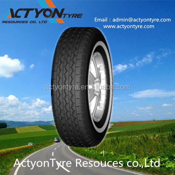 LTR 195/75R16C radial car tire