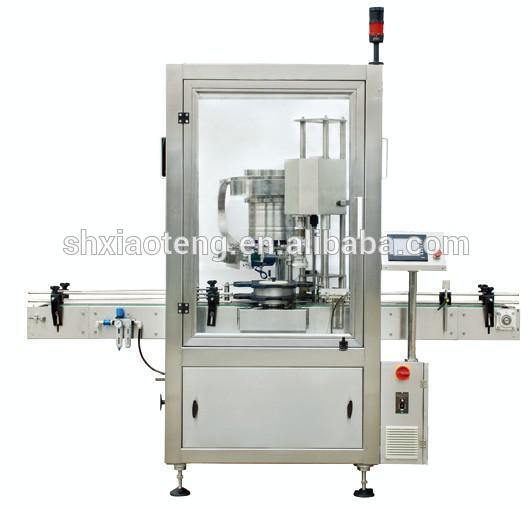 glass bottle capping machine / ropp capping machine / pvc casing capping machine