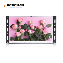 Batterie betrieben Flexible indoor 7 zoll open frame LCD werbebildschirme/player/display/digital signage