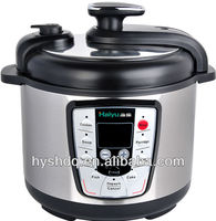 big power pressure cooker with 4 digital display ant low price hot sales now in 2017