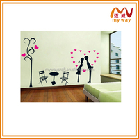 South Korean decorative supplies series of wall stickers