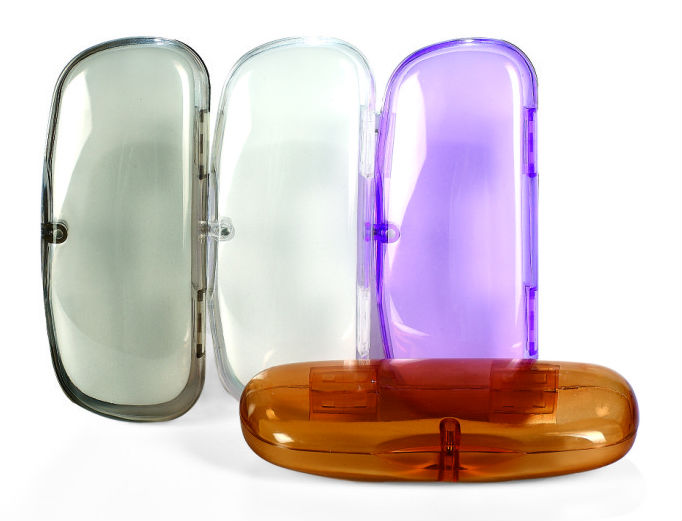 Clear Plastic Glasses Cases,Plastic Glasses Case,,Carrying Case ...