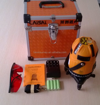 Laisai LS628 Laser Level Price with 8 laser lines and 1 laser dot