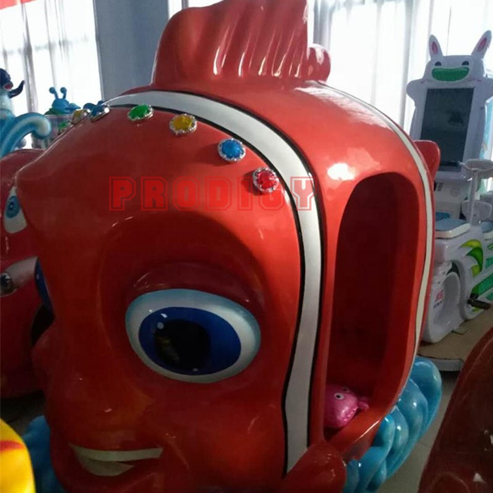 Hot koop indoor kiddie rit op dier