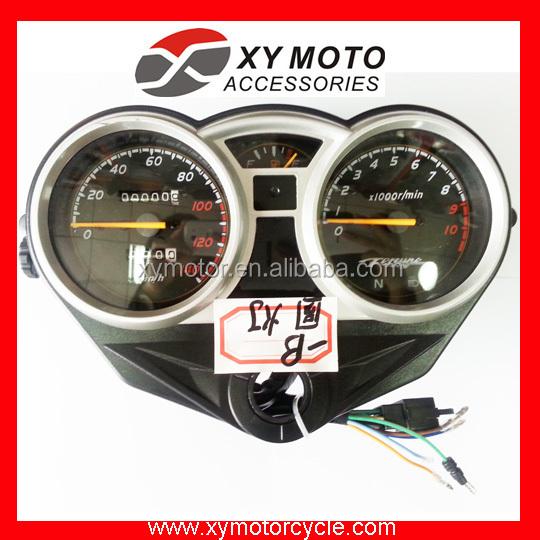 Meter assy bike speedometer rpm gauge for honda wh125 b for Honda motor credit payoff