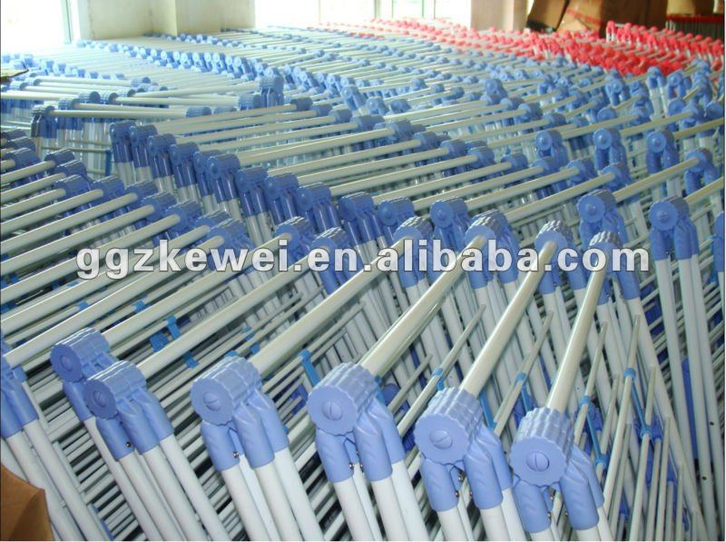 High Quality Folding Cloth Drying Laundry Hanger Rack