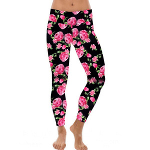 f1aab9c12 Wholesale Sexy Flower Legging